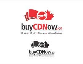 #266 para Logo Design for BUYCDNOW.CA por Mako30
