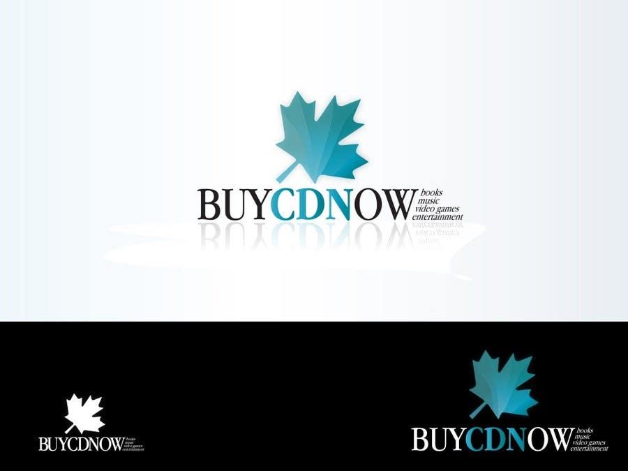 Конкурсная заявка №409 для Logo Design for BUYCDNOW.CA
