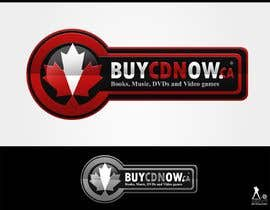 #468 para Logo Design for BUYCDNOW.CA por paalmee