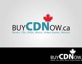 #110 cho Logo Design for BUYCDNOW.CA bởi colgate