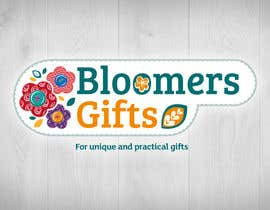 #10 for Graphic design work for Bloomers Gifts by solidussnake