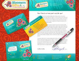 #78 for Graphic design work for Bloomers Gifts af solidussnake
