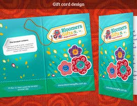 #79 pentru Graphic design work for Bloomers Gifts de către solidussnake