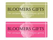 Graphic Design Kilpailutyö #38 kilpailuun Graphic design work for Bloomers Gifts