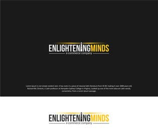 #1670 for Design a Logo for Enlightening Minds by designpoint52