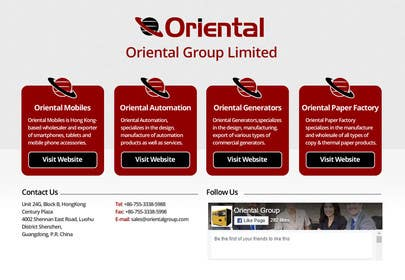 Template for one page website group company freelancer 13 for template for one page website group company by vigneshhc maxwellsz