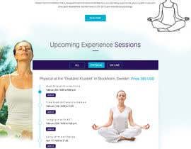 nº 24 pour Build a Website for a meditation movement par webmastersud