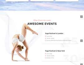 nº 49 pour Build a Website for a meditation movement par SultonbekM