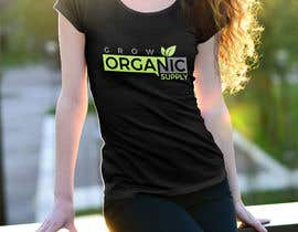 #10 per Grow Organic Supply - logo creation da monnimonni