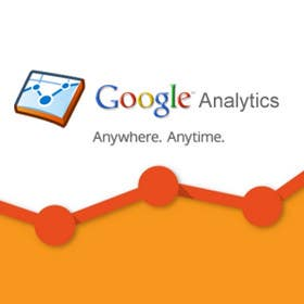 Image of                             Connect Google Analytics on my w...