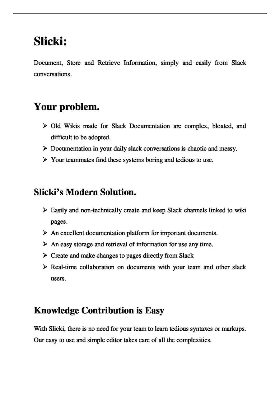 Entry #1 by suaibme for Write technical documentation for