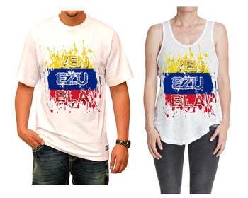 #3 para Design a T-Shirt/Tank-top for upaCachete de ozafebri