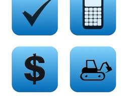 #7 cho Design icon for iOS app bởi kategallofin