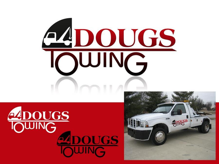 Participación en el concurso Nro.                                        16                                      para                                         Logo Design for Dougs Towing
