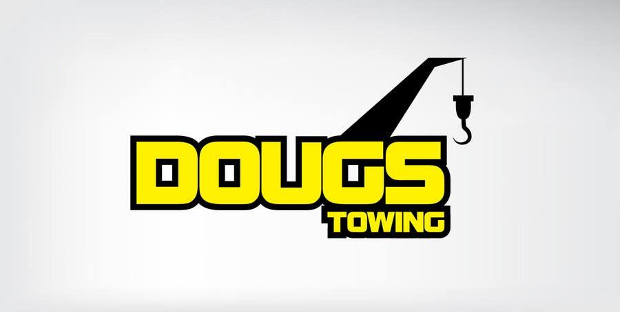 Penyertaan Peraduan #24 untuk Logo Design for Dougs Towing