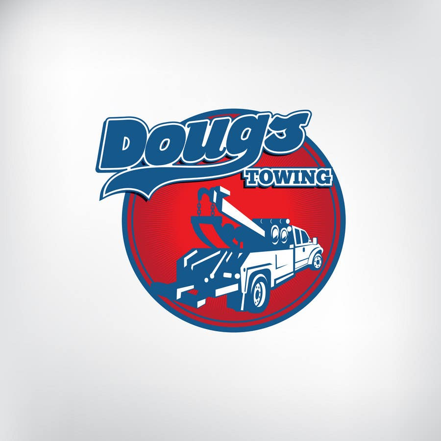 Contest Entry #31 for Logo Design for Dougs Towing