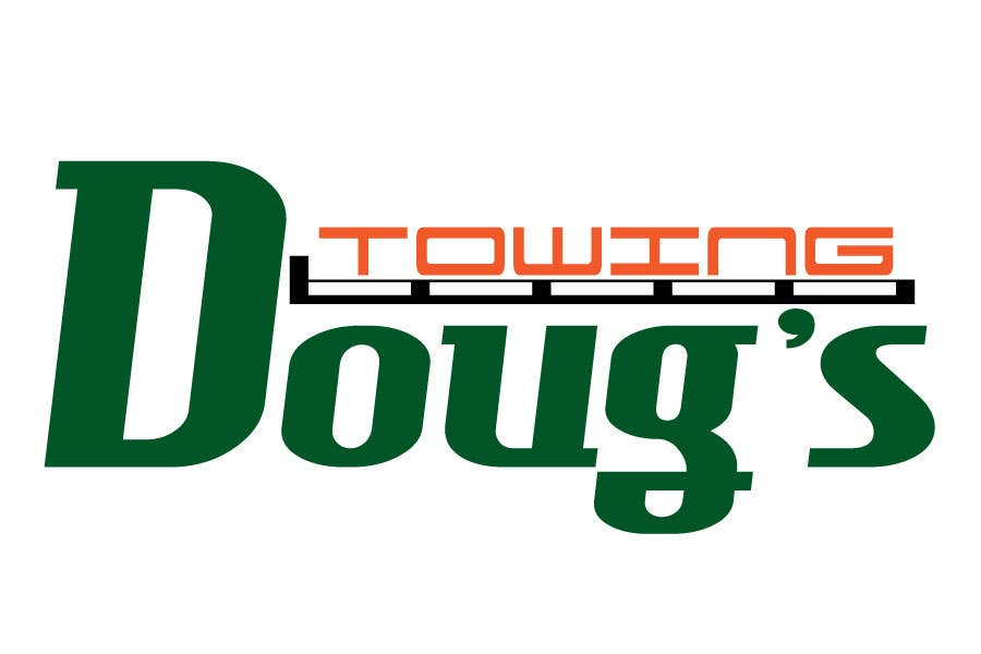 Contest Entry #43 for Logo Design for Dougs Towing