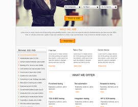 #9 for Design a Website Mockup for http://www.kiyata.com by webidea12