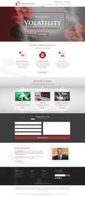 #18 for Web site for financial trading company by yasirmehmood490