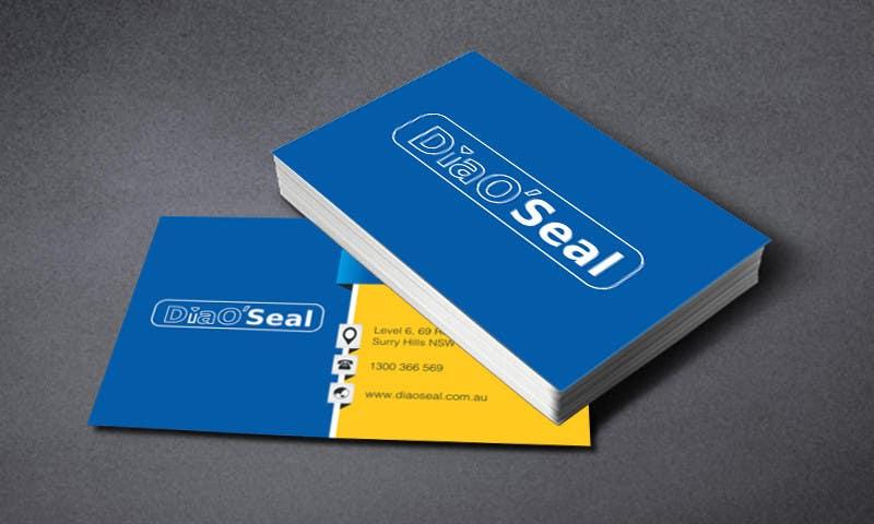 Penyertaan Peraduan #                                        21                                      untuk                                         Design Business Card