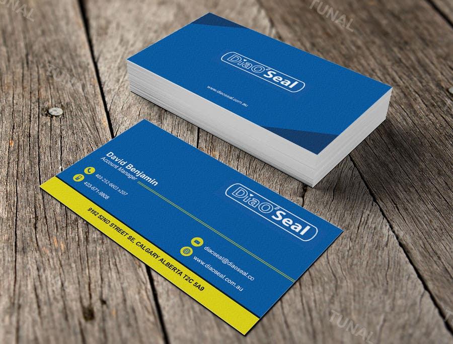 Penyertaan Peraduan #                                        28                                      untuk                                         Design Business Card