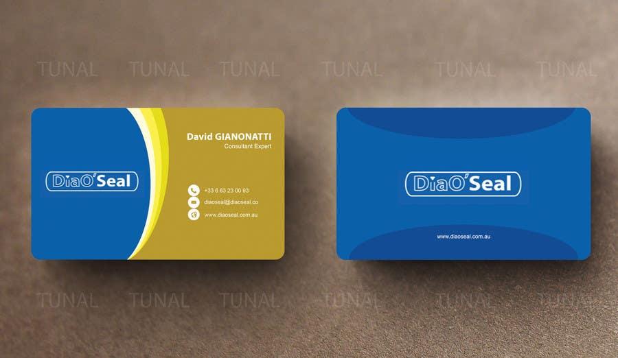 Penyertaan Peraduan #                                        30                                      untuk                                         Design Business Card