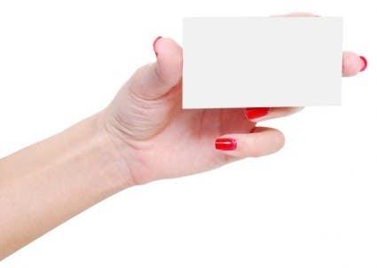 Penyertaan Peraduan #                                        1                                      untuk                                         Design Business Card