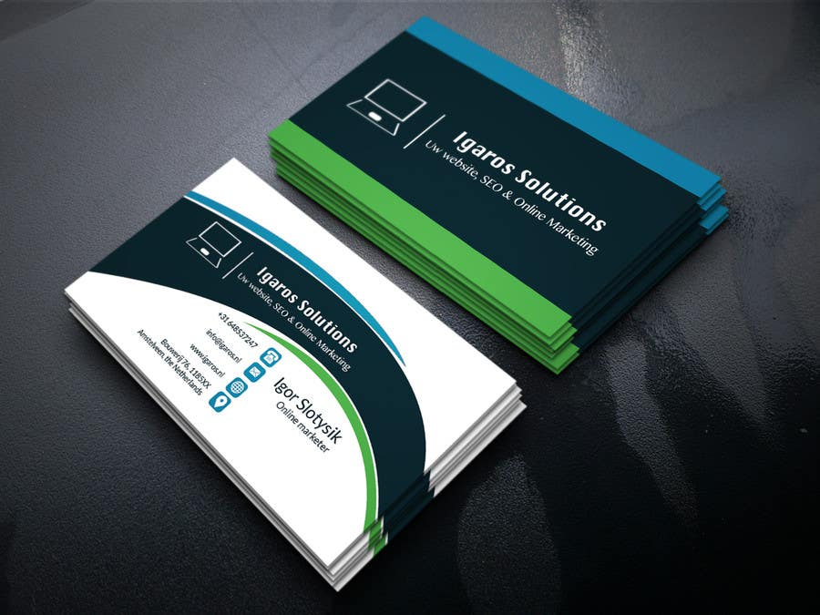 Entry #318 by anik1122 for Business cards design needed! | Freelancer