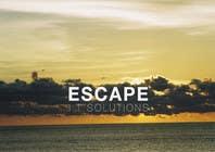 Graphic Design for Escape I.T Solutions için Graphic Design17 No.lu Yarışma Girdisi