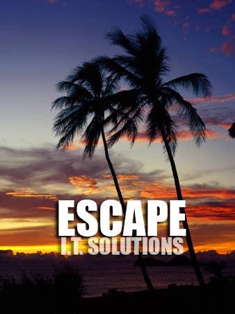 Kilpailutyö #                                        61                                      kilpailussa                                         Graphic Design for Escape I.T Solutions