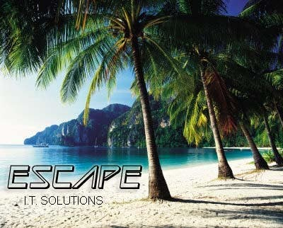 Kilpailutyö #                                        55                                      kilpailussa                                         Graphic Design for Escape I.T Solutions