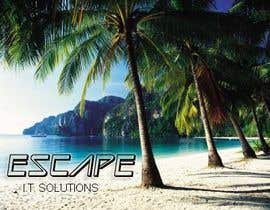 #55 untuk Graphic Design for Escape I.T Solutions oleh rajatibs