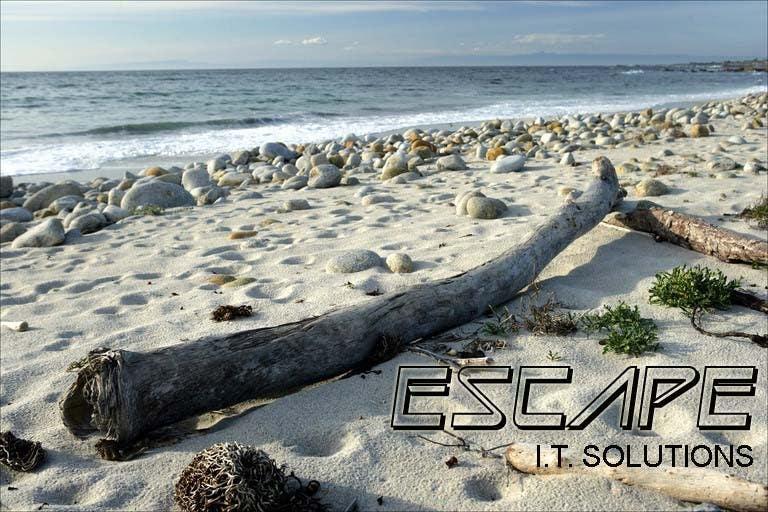 Kilpailutyö #                                        57                                      kilpailussa                                         Graphic Design for Escape I.T Solutions