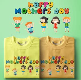 #32 para Happy Mother's Day Designs de AnastasiyaLama