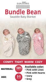 #13 para Retail Store Poster for Baby Swaddle de maidang34