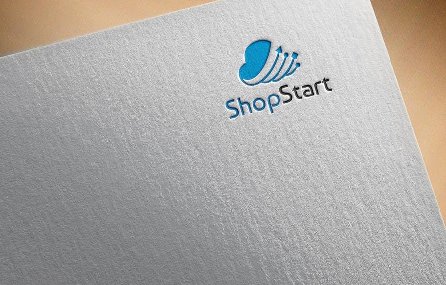 Contest Entry #585 for Logo for webshop hosting