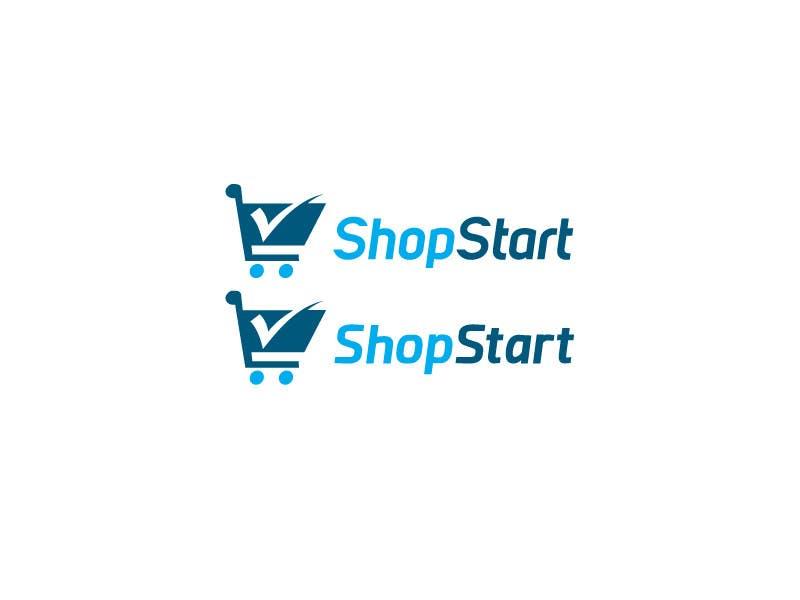#552 para Logo for webshop hosting de Moon1990