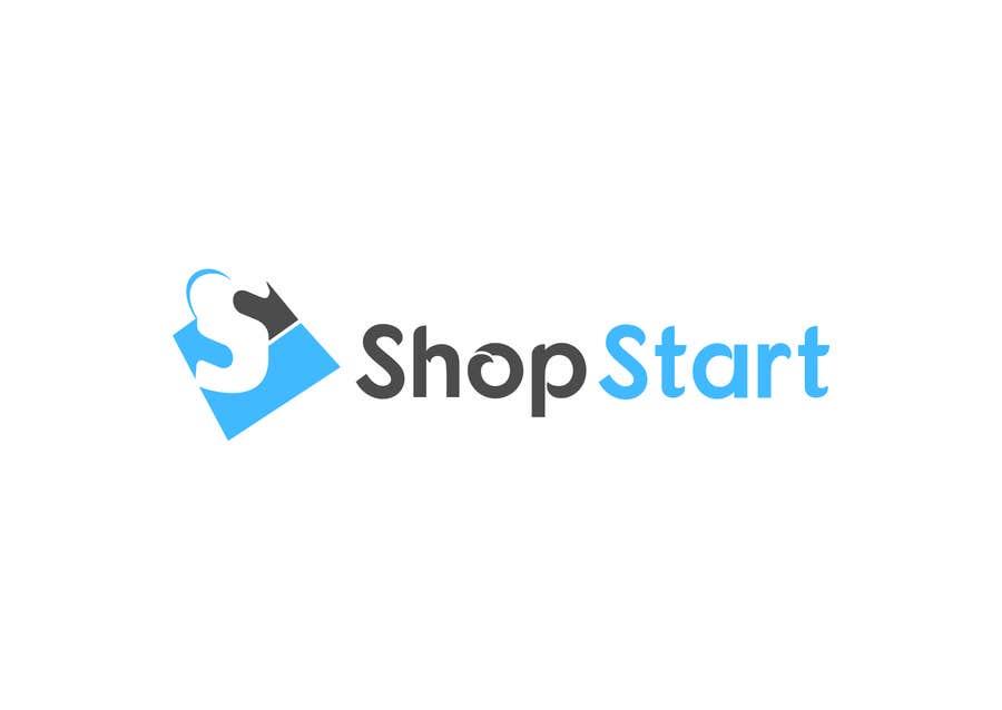 #542 para Logo for webshop hosting de dkdesign8449