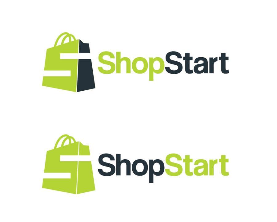 #390 für Logo for webshop hosting von mighty999