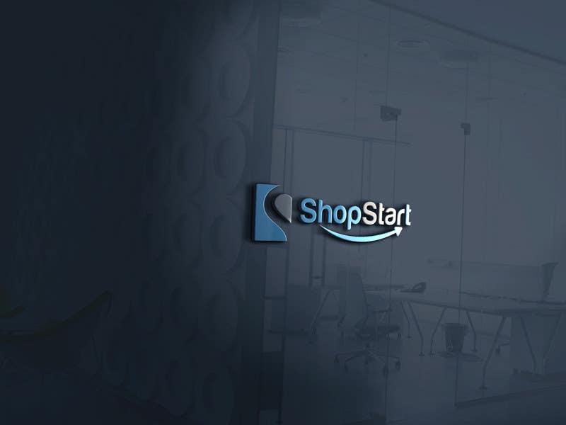 #130 para Logo for webshop hosting por HanifBabu85