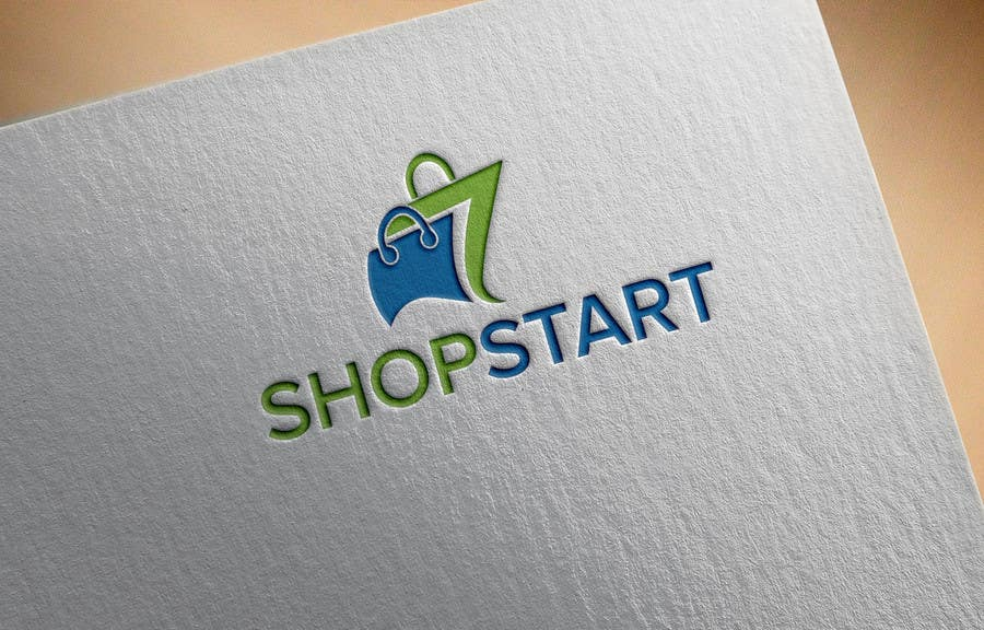 #89 for Logo for webshop hosting by Goldenhendddesin