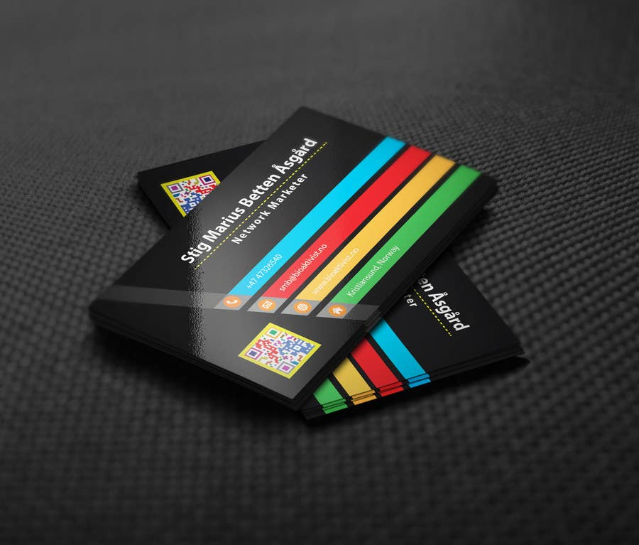 Entry #70 by mamun313 for Awesome creative personal business cards ...
