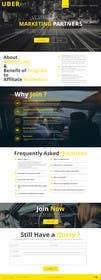 #9 para Design a One Page Website Mockup for an Affiliate Program por simransaini93