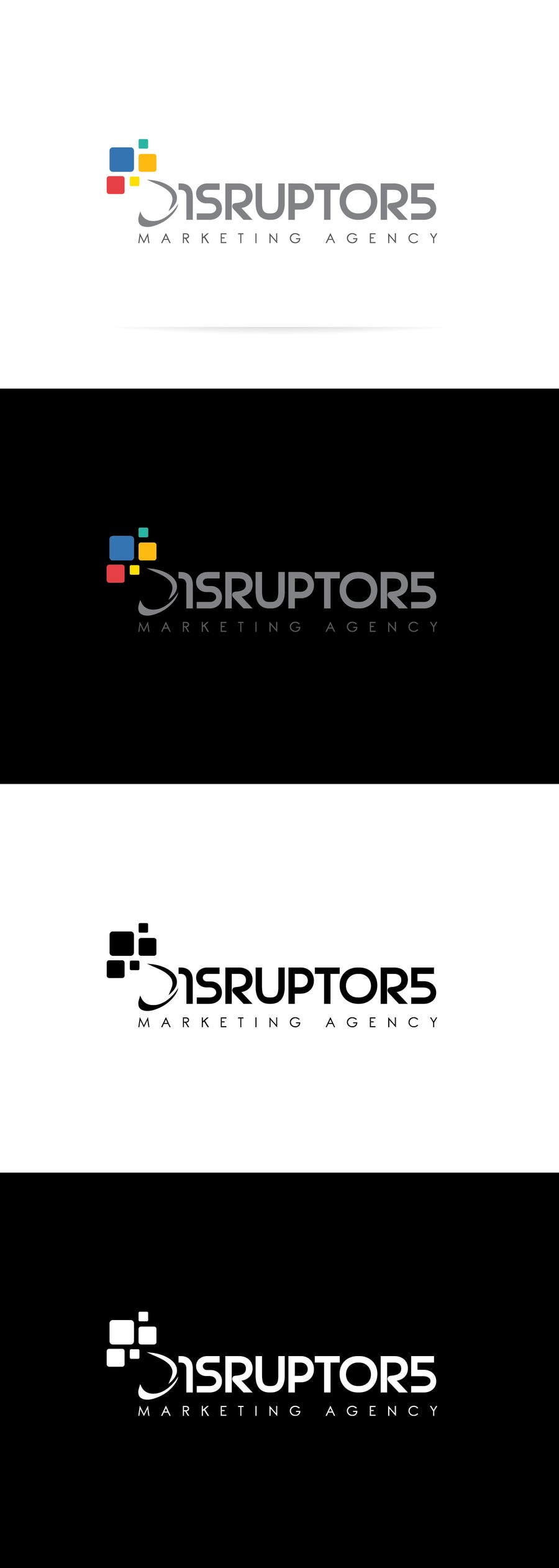 Contest Entry #58 for Logo for Marketing Agency - Disruptors