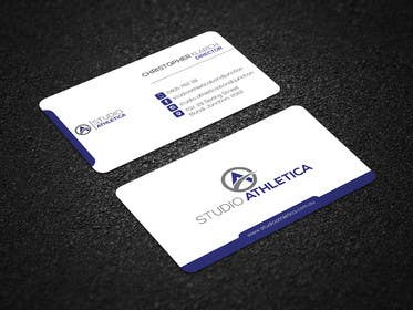 nº 131 pour Design some Business Cards par Atikrahmanshuvo