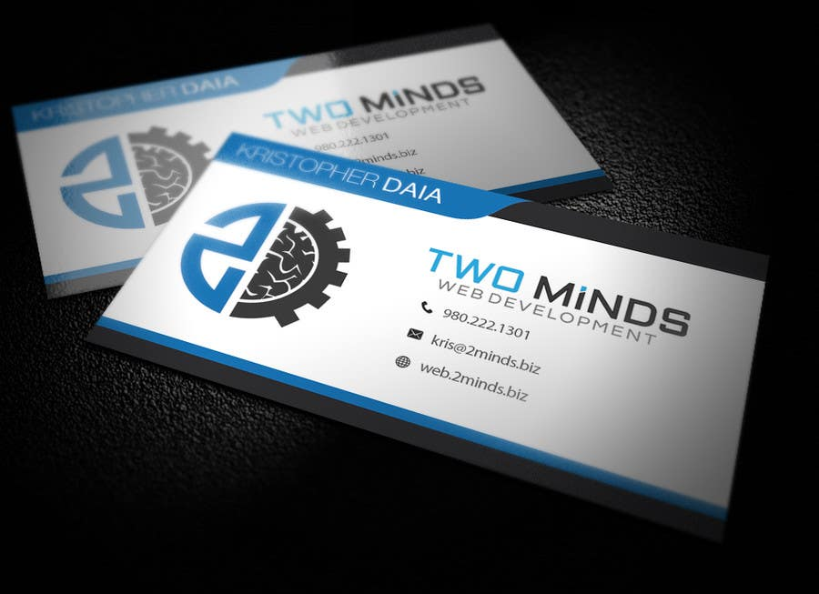 Entry 16 by dkmarcos for design some business cards for web contest entry 16 for design some business cards for web development company colourmoves