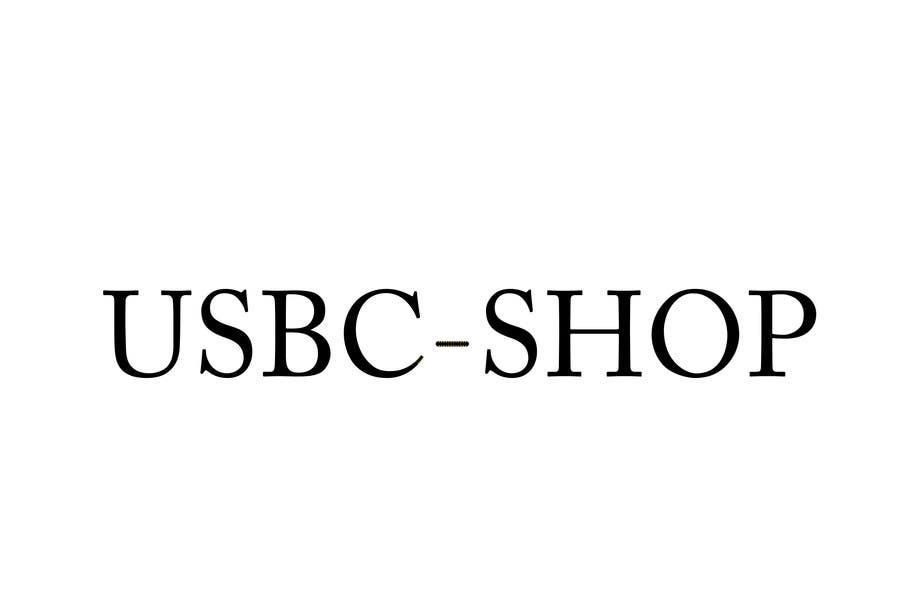 Entry 1 By Podobnikdesign For Design A Logo For Webshop Usbc