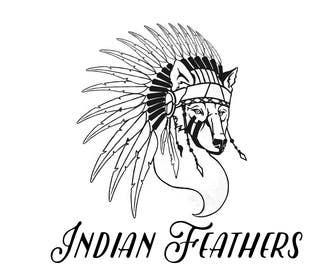 #10 para Indian Feathers te invita a crearles el mejor logotipo del mundo de kyuubifox