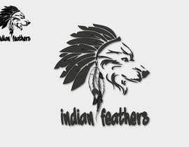 #24 para Indian Feathers te invita a crearles el mejor logotipo del mundo de PaolaCrespo