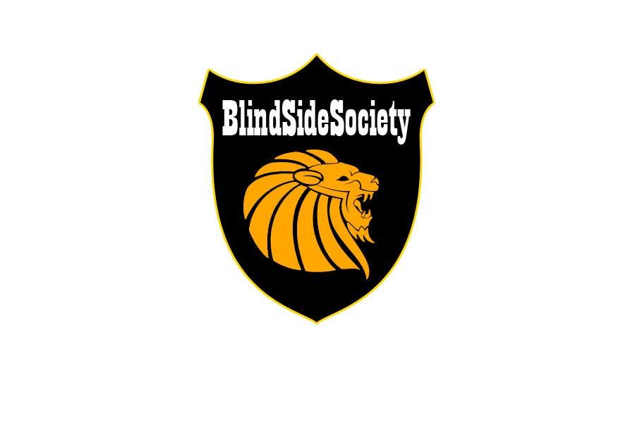 Contest Entry #31 for Logo Design for BlindSideSociety